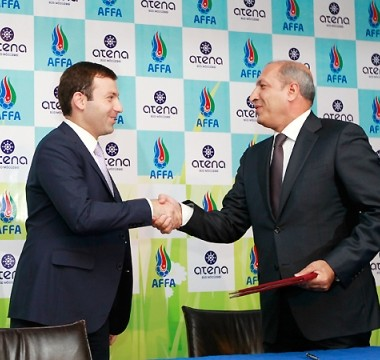 Atena and AFFA signed a cooperation protocol