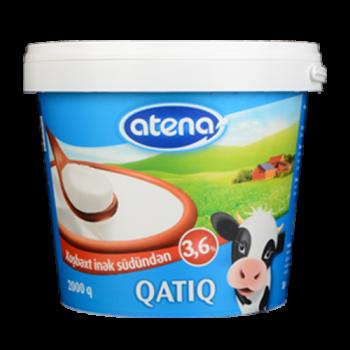 Yogurt homogenized 2 kg